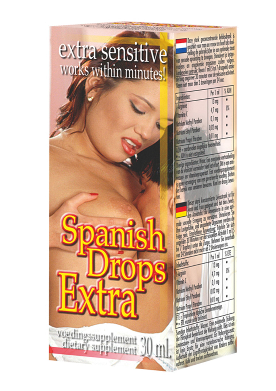 SPANISH DROPS EXTRA 30 ML.